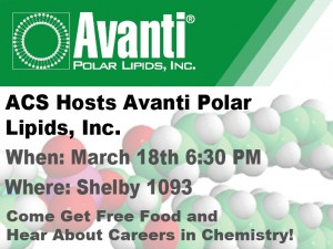 Avanti Polar Lipid Meeting