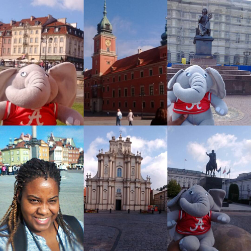 pandora white on fulbright fellowship in poland