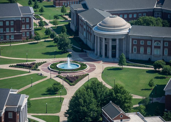 Science and Engineering Quad