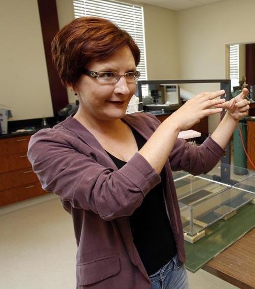 Dr. Julia Shamshina